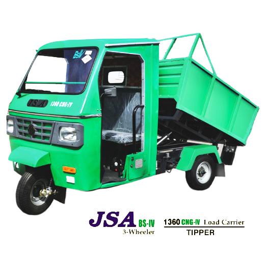 JSA 1360 CNG IV LOAD CARRIER, TRIPPER