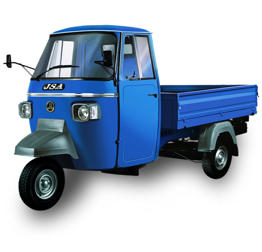 JSA NV DSL BS-VI Three Wheeler Load